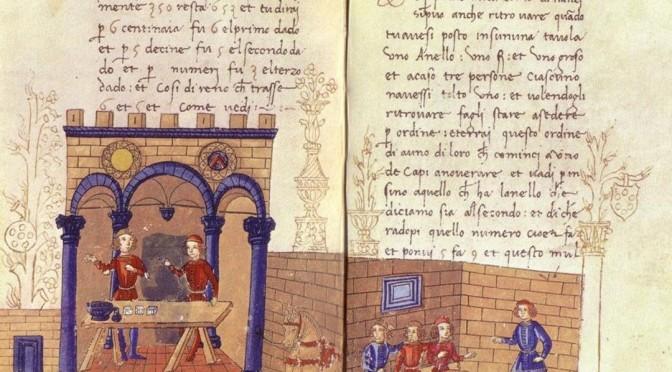 """Colloque """"Jeux éducatifs et savoirs ludiques dans l'Europe médiévale"""""""