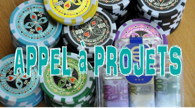 Call for projects of GIS « Jeu et sociétés » (2016-2017) – Money games and games of chance