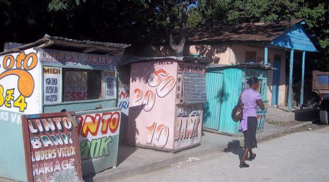 海地:生命在于游戏